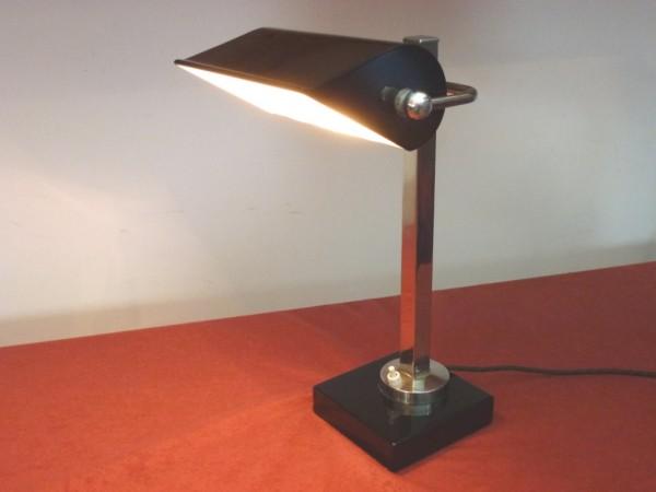 Art Deco Schreibtischlampe