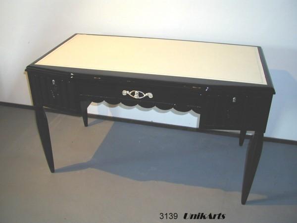 3139 Art Deco Schreibtisch, aus Frankreich