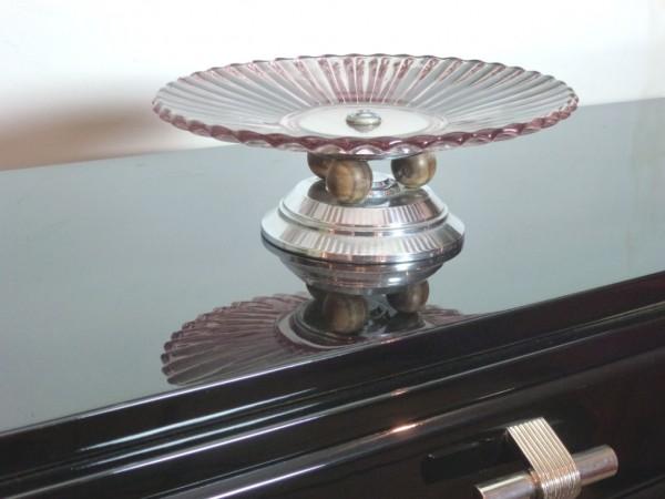 Art Deco Schale, Originalzustand