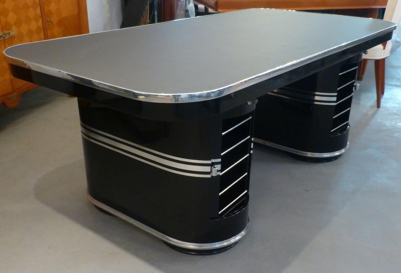 3432 Berlin Executive Desk 1939 - Mauser Rundform Series