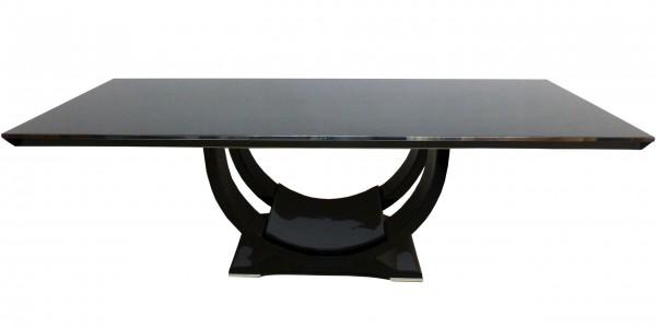 Massiver Art Deco Tisch